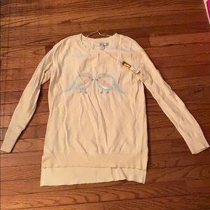 Lauren Conrad Bird Sweater